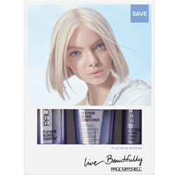 PAUL MITCHELL BLONDE COLLECTION KITS