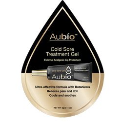 AUBIO Cold Sore Treatment