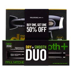 EXPRESS DRY + SMOOTH DUO