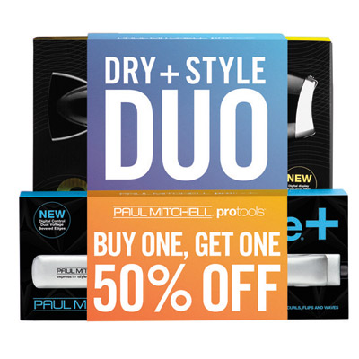 Express Ion Dry+ | Smooth+ Duo