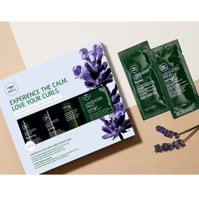 NEW! LAVENDER MINT COLLECTION TRAVEL KIT